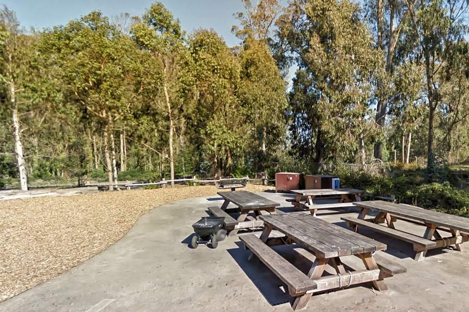 beste volledige aansluiting campings in Californië